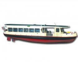 Motobattello aus Venedig  Bau Krick 800730