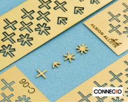 Connecto Crosses 1,1 mm  PG F Krick AAC11