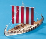 Mini Oseberg 1:50 Baukasten Billing Boats BB0302