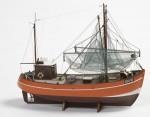 CUX 87 Krabbenkutter 1:33 Baukasten Billing Boats BB0474
