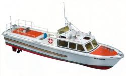 Kadett Motorboot  RC-Baukasten Billing Boats BB0566