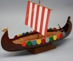 Vikinger Schiff  Junior Bausatz Krick ds1011