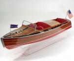 Chris-Craft Sportboot 24 ft. 1930 RC Bausatz Krick ds1230