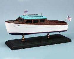 Chris-Craft Streamline Cruise 1935 1:24 Bausatz Krick ds1706