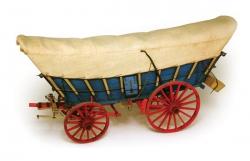Conestoga Wagon  Bausatz 1:12 Krick ms6002