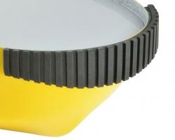 Gummi Bumperplatte 600x120mm Krick rb104-26