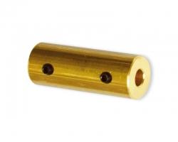 Wellenkupplung 2/2mm L=15 mm Krick rb106-54
