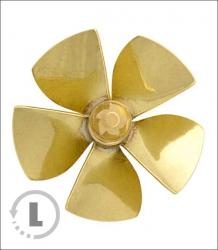 MS-Propeller Serie 151 5Bl-60-L-M5 Krick rb151-16