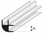 ASA Eck Verbindungs Profil 3x1000 mm Krick rb449-54