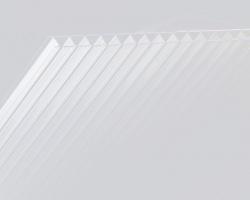 Channelsheet Polyprop. 3,5x328x475 mm Krick rb662-02