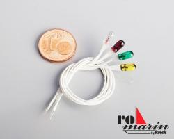Glühlampen klar  6V/100mA D3 mm (VE2) Krick ro1658