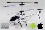 iDroid Heli Smartphone Control Hype Kyosho 034-1200