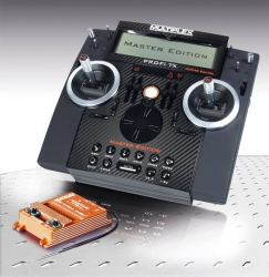 PROFI TX16 Master Edition mit Wingstabi 16 M-LINK, Set, 2,4 GHz Multiplex 35704