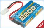 AA Fahrzeit Tuning Pack 2200 9.6V 8-Zell LRP 71180