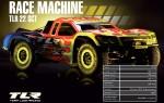 TLR 1/10 22 Short Course Truck 2WD Bausatz Horizon TLR0024